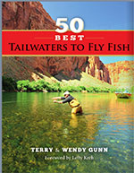Angler author Terry Gunn talks with TheOutpostLife.com's Art Youngfrom the Colorado River about fly fishing in the best tailwaters around.Find out why fishing below the dam can be the best fly fishing in the country. Terry talks about the reasons he believes tailwaters are the best place to flyfish year round.