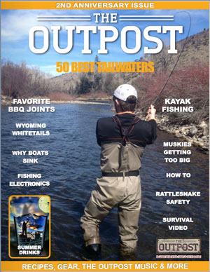 The Outpost Magazine 2nd Anniversary