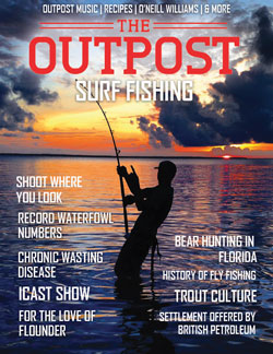 The Outpost Magazine August 2015
