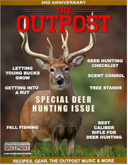 The Outpost Magazine Nov 2014