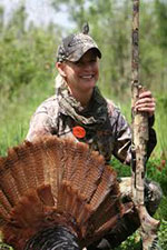 Eileen Clarke is a master game chef and hunter