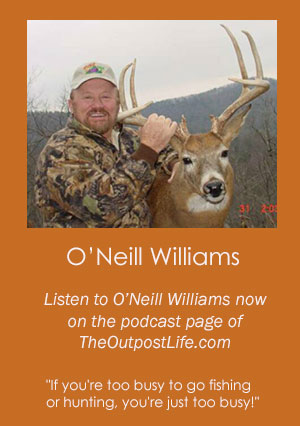 O'Neill Williams is coming to The Outpost