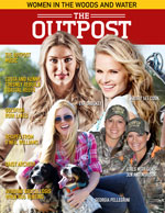 The Outpost Women In The Woods & Water issue