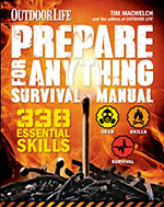 "Whether you're a ""Prepper"" of just someone who is out in the woods alone, at some point you may encounter a life and death situation. Survival expert, Tim Macwelch, tells you how you can Prepare for Anything. Art Young interviews him about his new book."